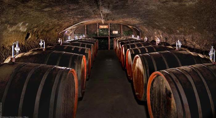 Open dagen van de wijnkelders aan de moezel - Wijnkelder ...
