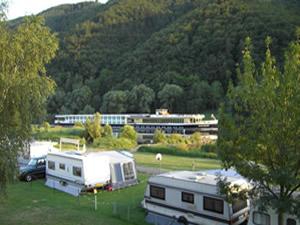 Camping Zum Feuerberg, Ediger-Eller aan de Moezel