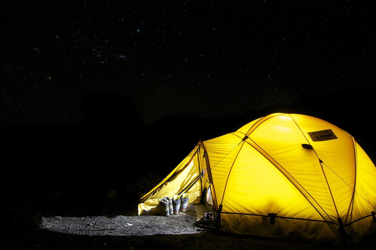 Moezel Kamperen Camping Tent