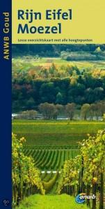 ANWB Goud Reisgids - Rijn - Eifel - Moezel