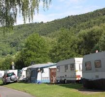 Campingplatz Nehren aan de Moezel