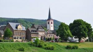 Bruttig-Fankel aan de Moezell
