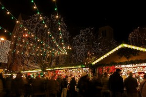 Kerstmarkt Moezel