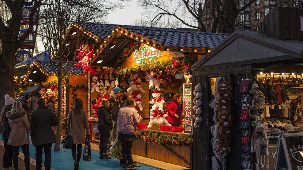 Kerstmarkten Aan De Moezel