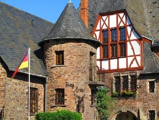 Burg Arras Moezel