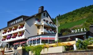 Hotel Am Rosenhugel Cochem Moezel