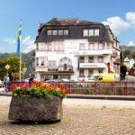 Hotel Bellevue Alf Moezel