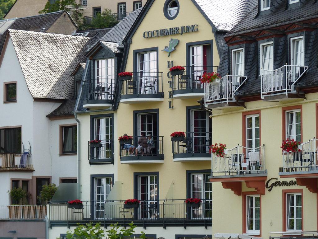 Hotel Cochemer Jung Cochem Moezel