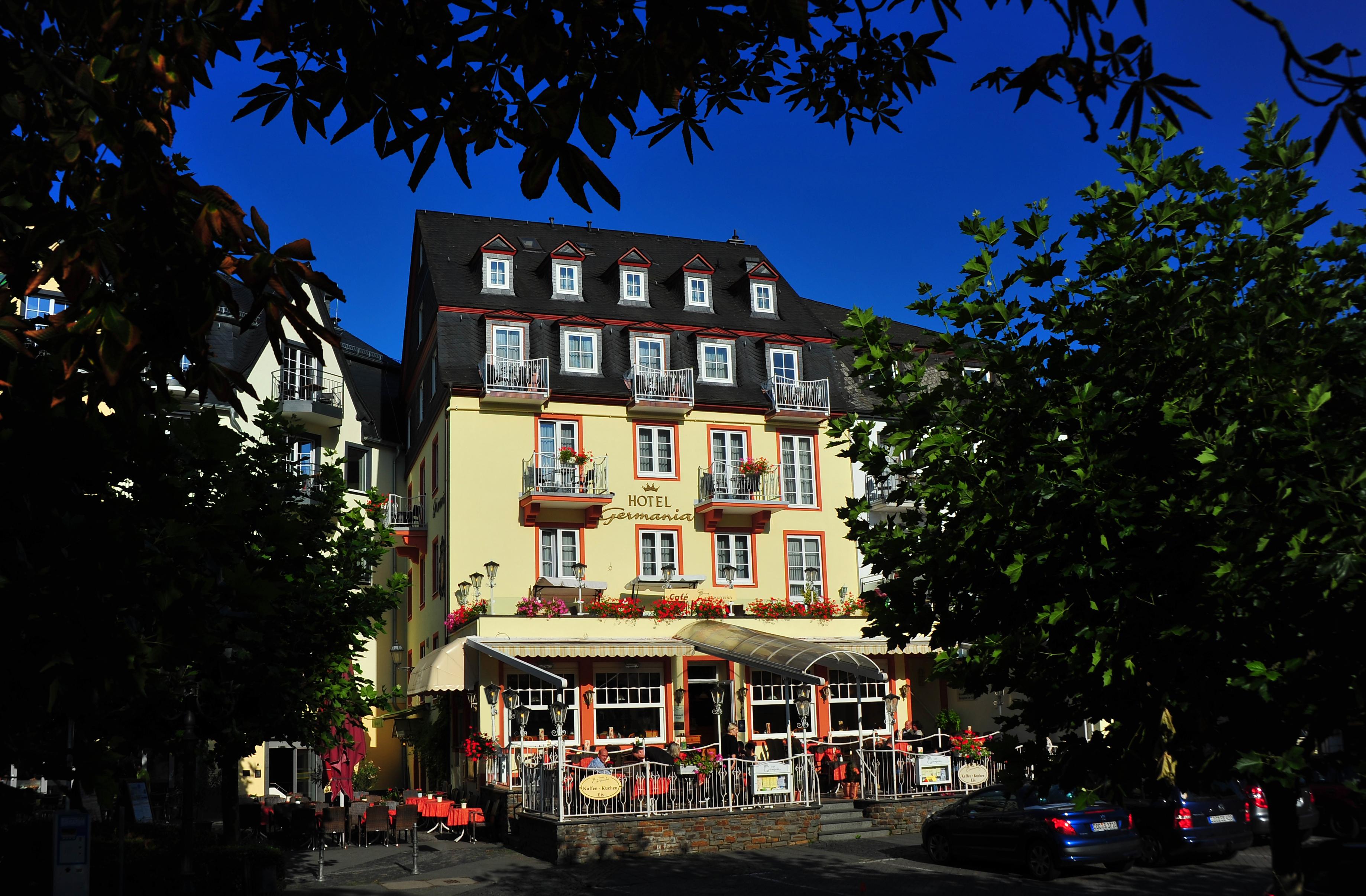 Hotel Germania Cochem Moezel