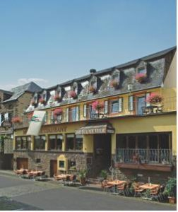 Hotel Hutter Bremm Moezel