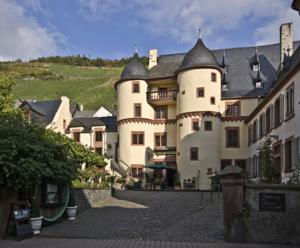 Hotel Schloss Zell Moezel