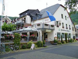 Hotel Weinhaus Berg Bremm Moezel