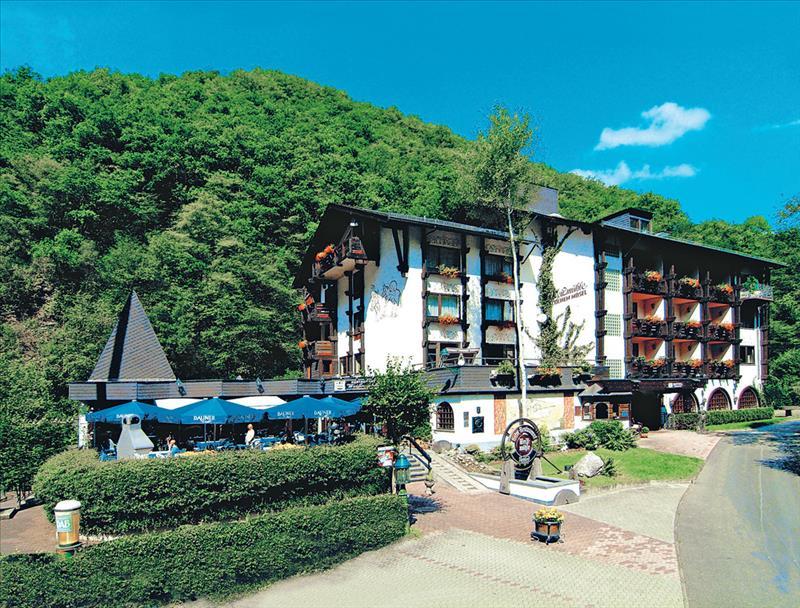 Hotel Weissmuhle Cochem Moezel