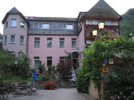 Hotel Winneburg Cochem Moezel