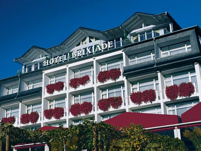 Moselstern Hotel Brixiade Cochem Moezel