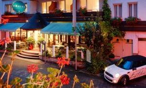 Hotel Bomers Moselland
