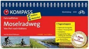 Moselradweg Kompass Fietsgids