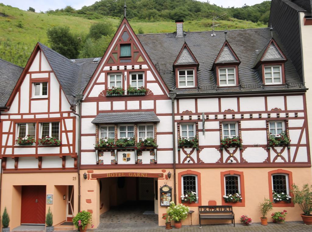 Alter Posthof Hotel Garni Bernkastel Moezel