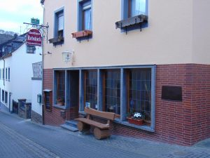 Gasthaus Rebstock Alken Moezel