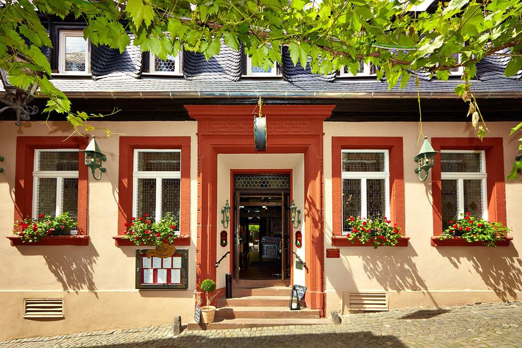 Hotel Doctor Weinstube Bernkastel Moezel