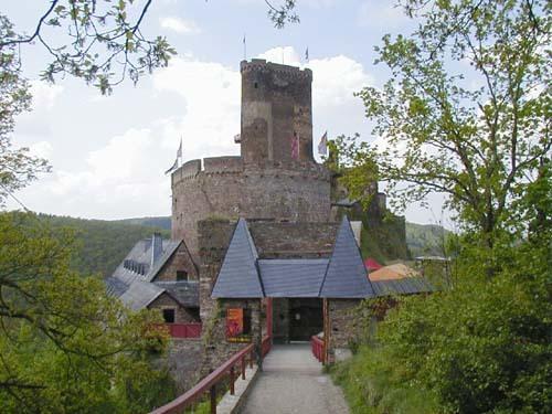 Hotel Ehrenburg Brodenbach Moezel