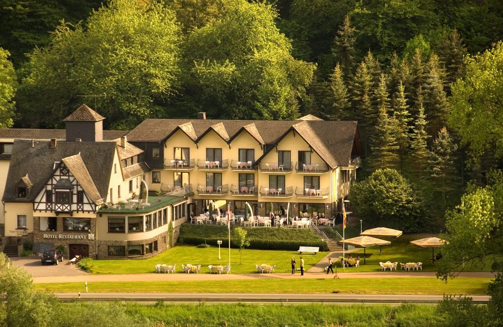 Hotel Peifer Brodenbach Moezel