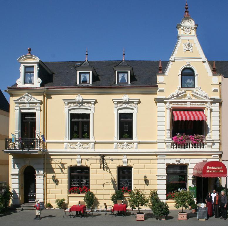 Hotel Sankt Maximilian Bernkastel Moezel