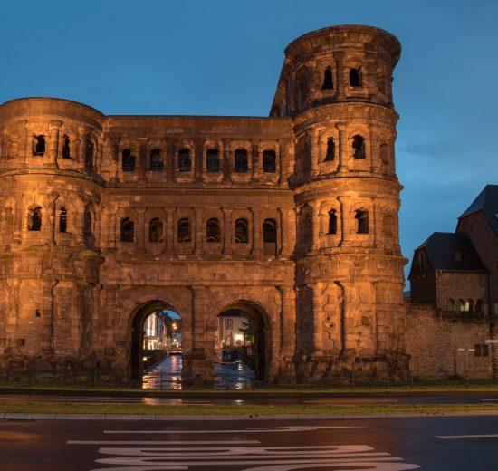 Porta Nigra Trier Moezel