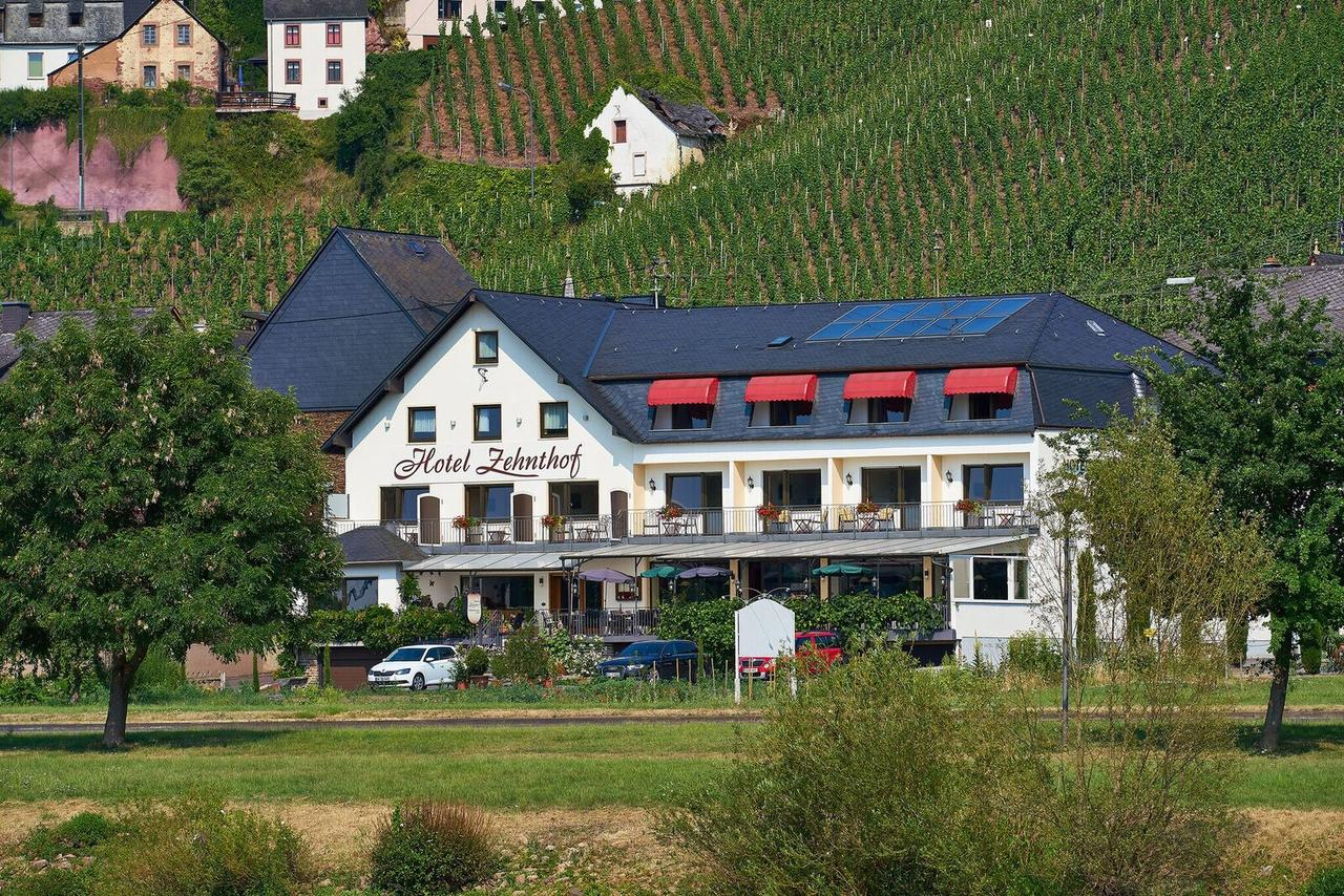 Hotel Zehnthof Urzig Moezel