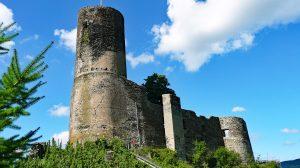 Burg Landshut Bernkastel Moezel