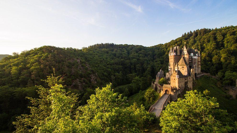 Burg Eltz aan de Moezel