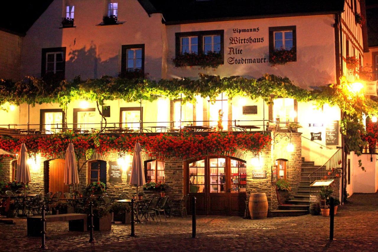 Hotel Alte Stadtmauer Beilstein Moezel