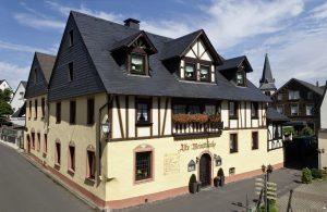 Hotel Alte Weinschanke Ellenz-Poltersdorf Moezel