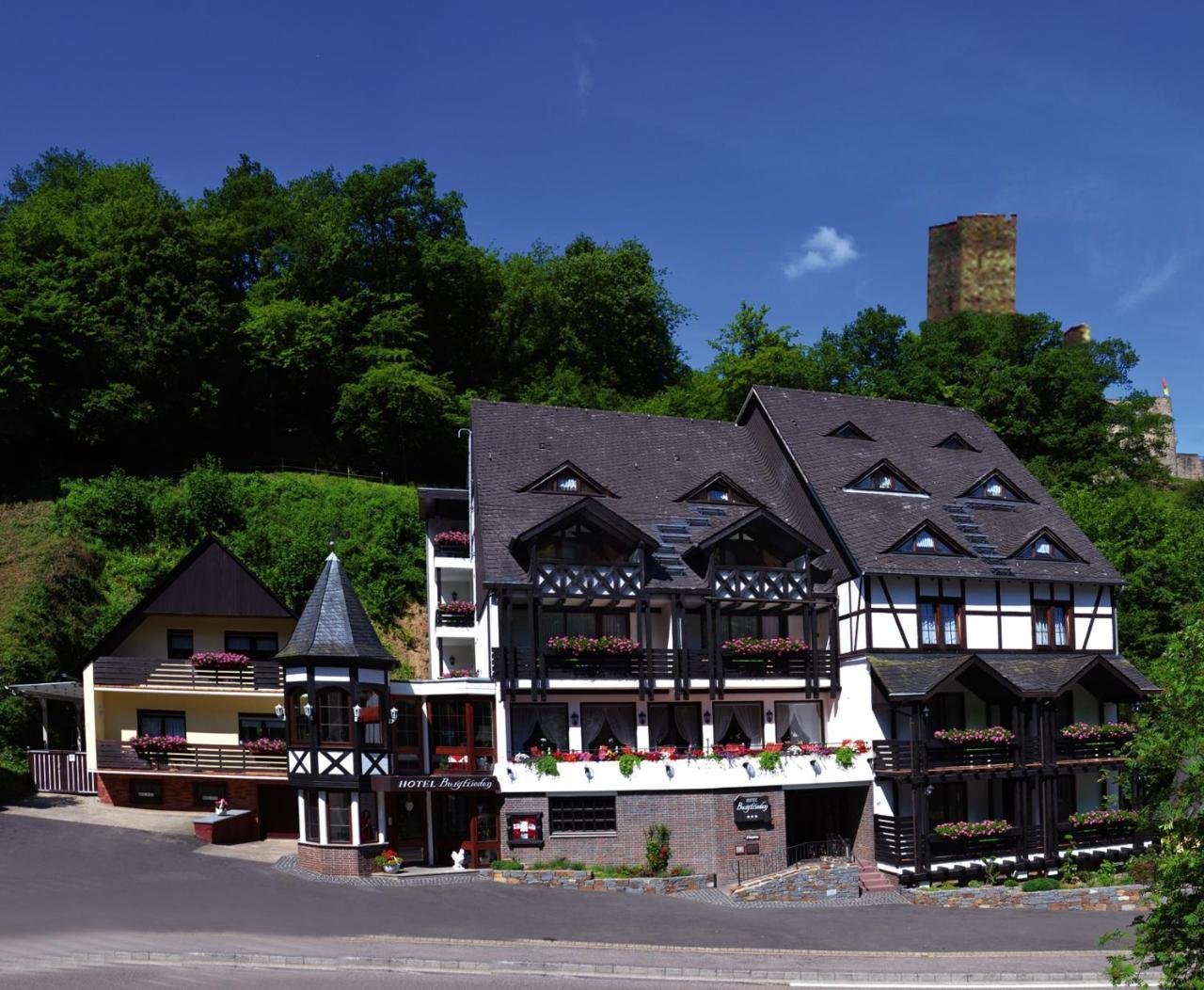 Hotel Burgfrieden Beilstein Moezel