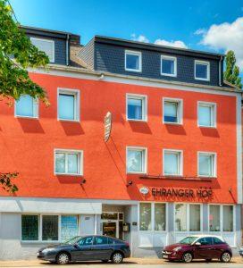 Hotel Ehranger Hof Ehrang Moezel