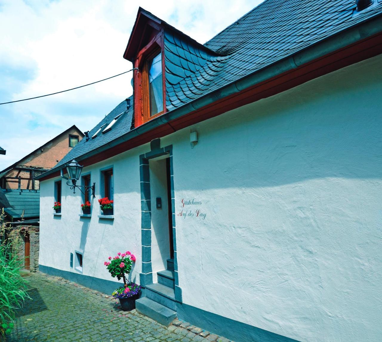 Hotel Gastehaus auf der Lay Beilstein Moezel