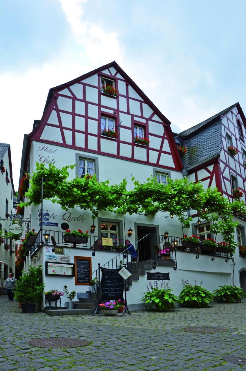 Hotel Gute Quelle Beilstein Moezel
