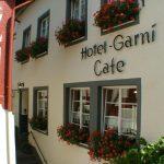 Hotel Klapperburg Beilstein Moezel