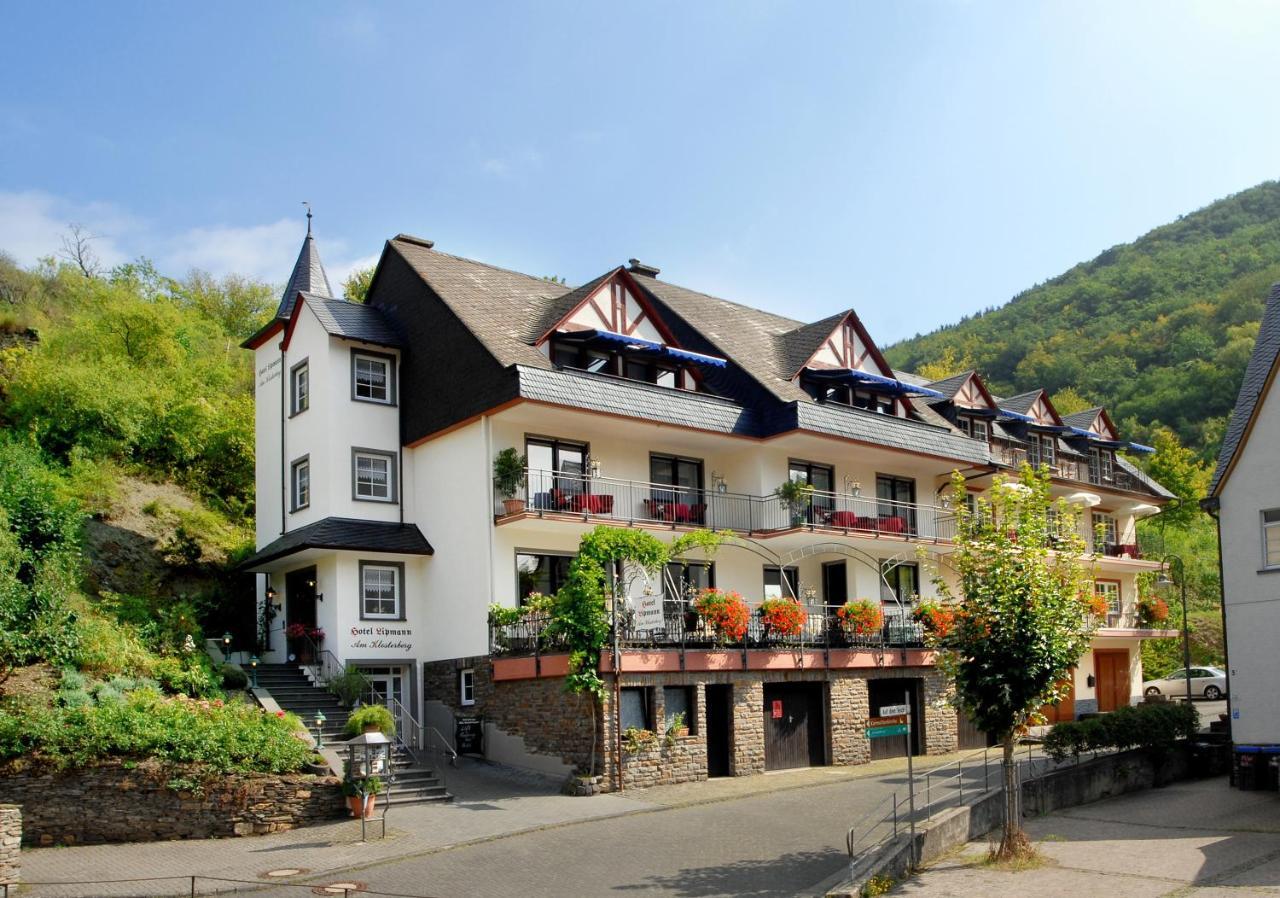 Hotel Lipmann Am Klosterberg Beilstein Moezel