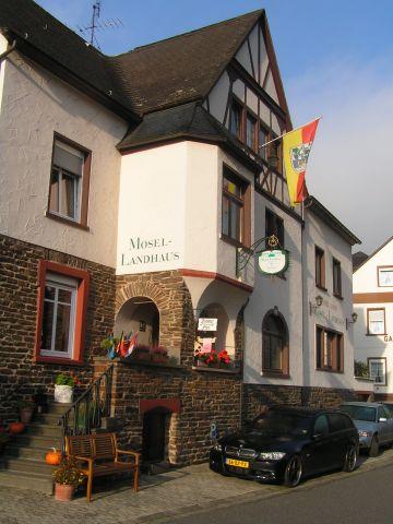Hotel Mosel-Landhaus Briedern Moezel