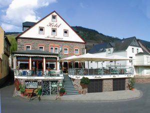 Hotel Moselterrasse Ediger-Eller Moezel