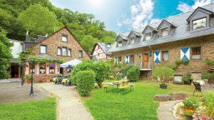 Hotel Schmausemuehle Burgen Moezel
