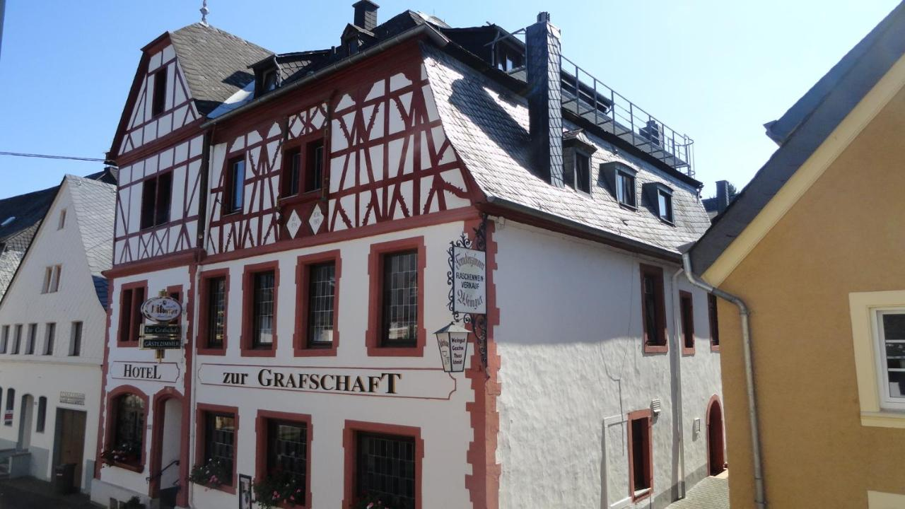 Hotel zur Grafschaft Brauneberg Moezel