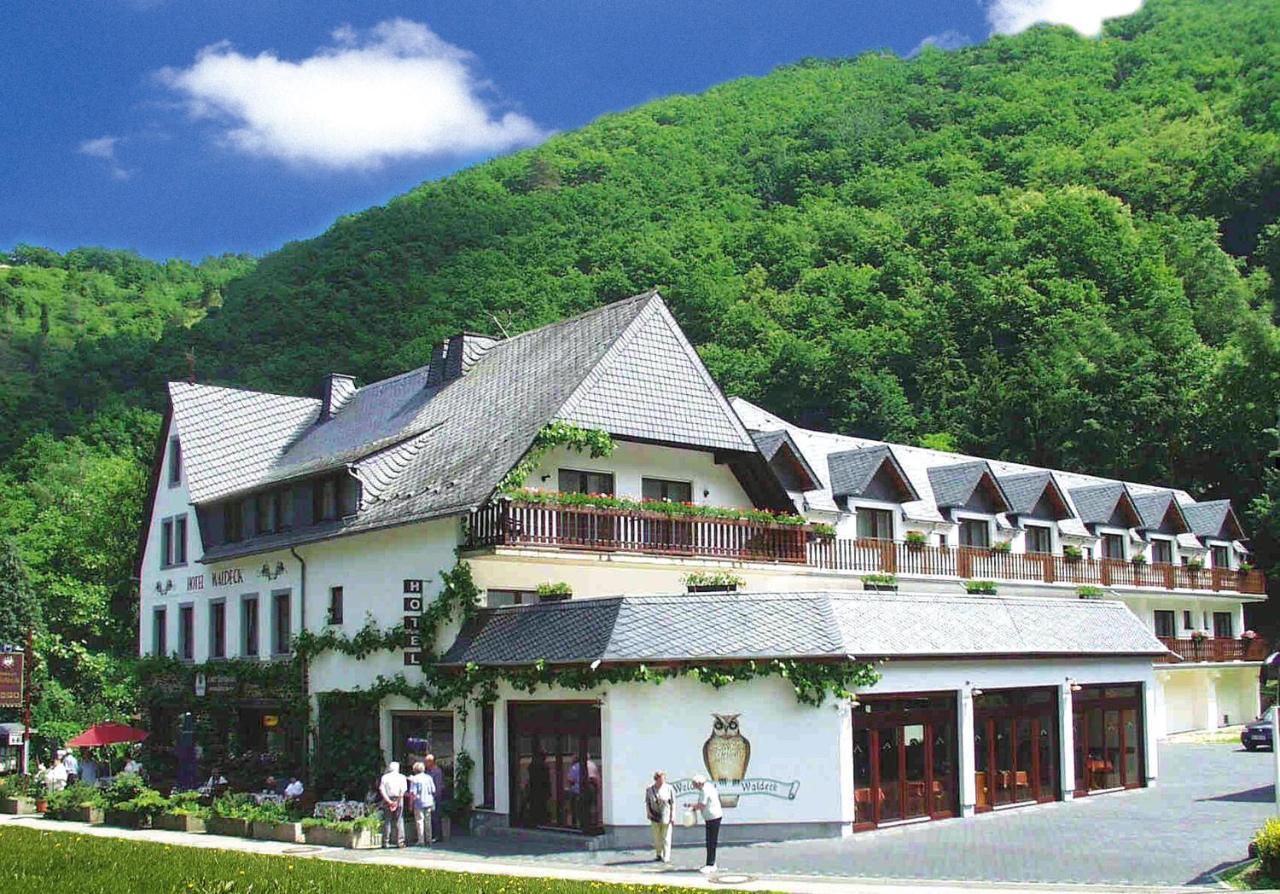 Moselhotel Waldeck Burgen Moezel