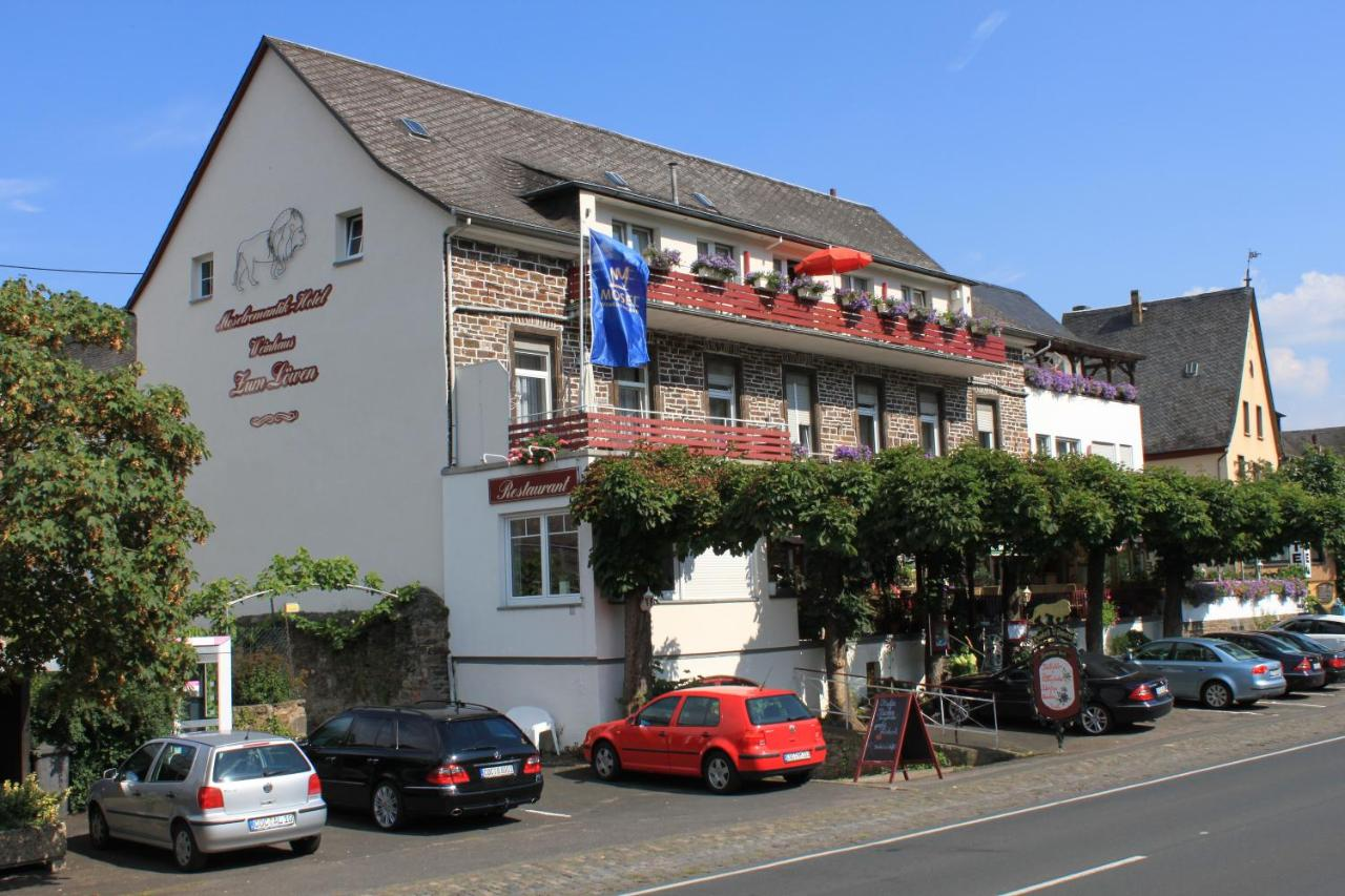 Moselromantik Hotel Zum Lowen Ediger-Eller Moezel