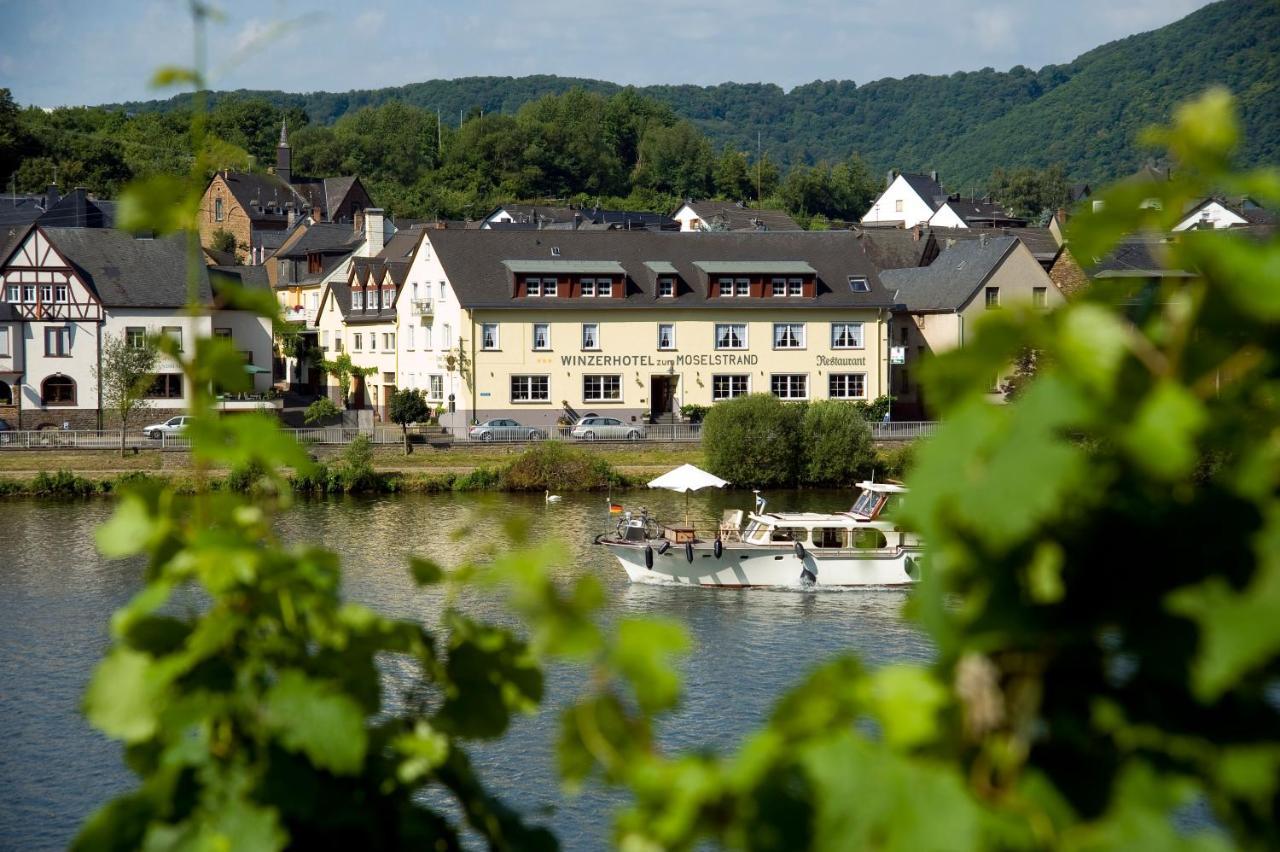 Winzerhotel zum Moselstrand Briedern Moezel