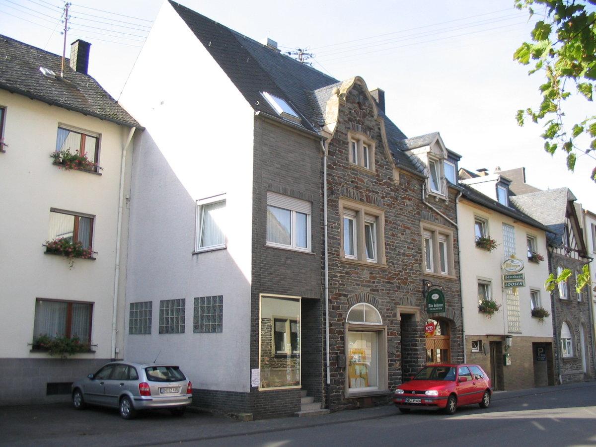 Hotel Loosen Enkirch Moezel