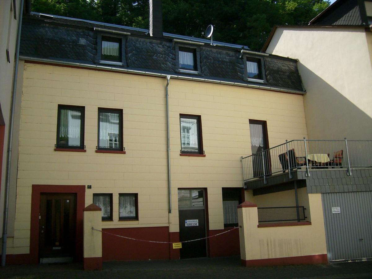 Ferienhaus Burgeiche Bernkastel Moezel
