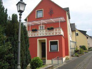 Haus Moselblick Bremm Moezel