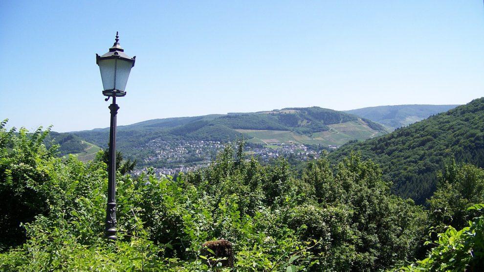 Moezel Panorama Lantaarn
